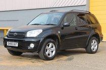 Toyota RAV4 2.0 VVT-i XT3 Auto 4x4