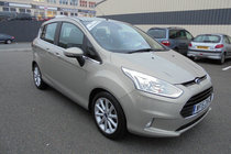 Ford B-Max 1.6 POWERSHIFT TITANIUM 105PS