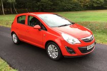 Vauxhall Corsa ENERGY AC FULL SERVICE HISTORY, AIR CONDITIONING AND BLUETOOTH