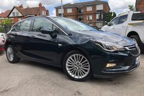 Vauxhall Astra 1.6 CDTi BlueInjection Elite (s/s)