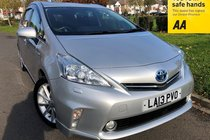 Toyota Prius Plus 1.8 G Edition-Fresh Import-100% Bimta Guaranteed Mileage-Leather Look Interior-Absolute Stunner