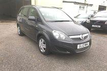 Vauxhall Zafira EXCLUSIV 1.7CDTi 16v ecoFLEX