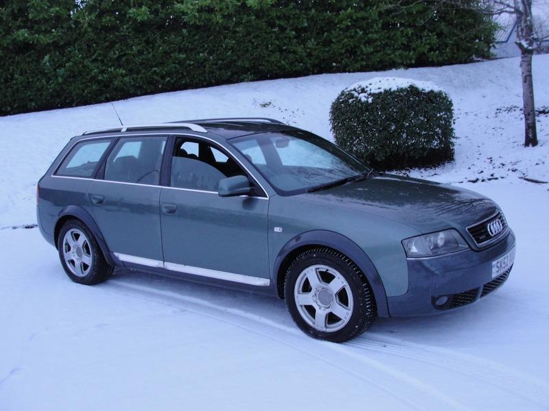 Audi A6 25 Tdi 180 Quattro Se Avant Hyndland Motor Company