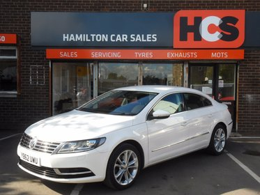 Volkswagen CC 2.0 TDI BLUEMOTION TECHNOLOGY DSG 140PS
