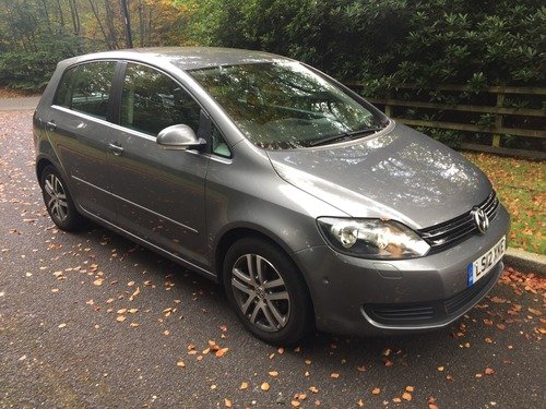 Volkswagen Golf Plus 1.6 TDI SE 105PS