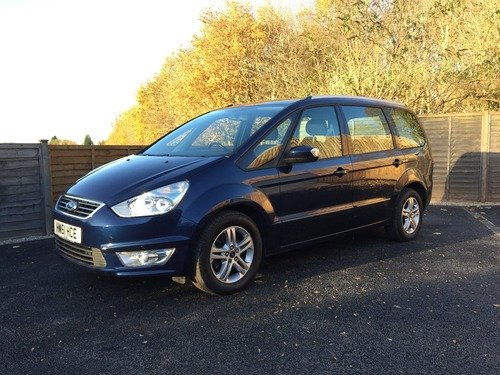 Ford Galaxy 1.6 EcoBoost Zetec 5dr (6 Speed)