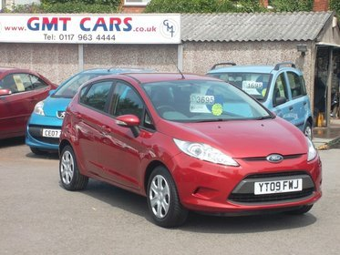 Ford Fiesta 1.25 STYLE 82BHP 62,000 MILES