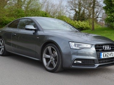 Audi A5 3.0 TDI QUATTRO BLACK EDITION 245PS