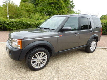 Land Rover Discovery 3 - 2.7 TDV6 HSE 7 Seater 4x4 Automatic