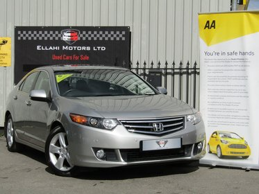 Honda Accord 2.2 I-DTEC EX
