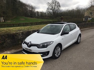 Renault Megane LIMITED ENERGY TCE S/S