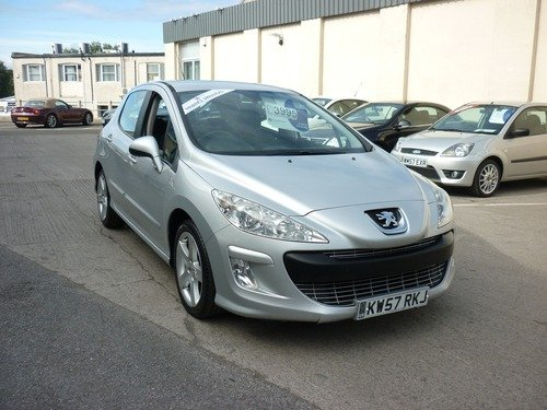 Peugeot 308 1.6 SPORT HDI 110 Finance Available