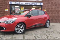 Renault Clio DYNAMIQUE MEDIANAV ENERGY TCE S/S - BUY NO DEPOSIT FROM £32 A WEEK T&C APPLY