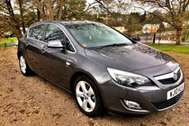 Vauxhall Astra SRI #FinanceAvailable