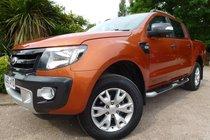 Ford Ranger WILDTRAK 4X4 DCB TDCI (EU5)