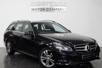 Mercedes E Class 220 CDI Blue Efficiency SE