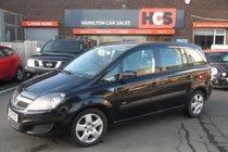 Vauxhall Zafira Life 1.9CDTi (120PS)