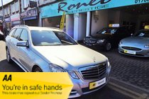 Mercedes E Class E200 CGI AUTO,BLUEEFFICIENCY AVANTGARDE ULEZ EXEMPT!