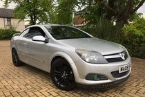 Vauxhall Astra TWIN TOP AIR