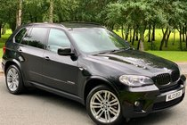 BMW X5 XDRIVE40d M SPORT 7 SEATS AUTOMATIC 306 BHP 3.0 TWIN TURBO