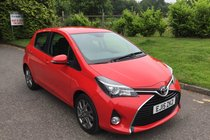 Toyota Yaris VVT-I EXCEL FULL SERVICE HISTORY BLUETOOTH AND AIR CONDITIONING