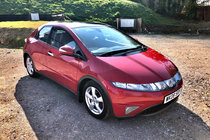 Honda Civic 1.8 i-VTEC SE #FinanceAvailable