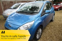 Ford Ka Zetec 1.3TDCi 75PS