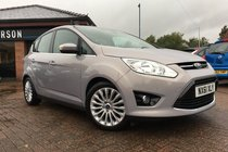 Ford Grand C-Max 1.6 TDCI TITANIUM 115PS