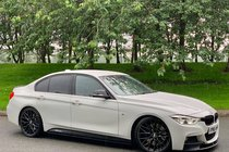 BMW 3 SERIES 335d XDRIVE M SPORT PERFORMANCE TWIN TURBO