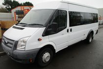 Ford Transit 430 SHR BUS 17 SEATER