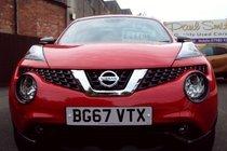 Nissan Juke 1.6 TEKNA XTRONIC AUTOMATIC SAT NAV 360 CAMERAS