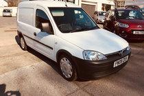Vauxhall Combo 2000 CDTI E4