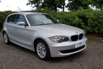 BMW 1 SERIES 118i ES Fresh Mot Fully Serviced + Fully Warranted With AA Cover