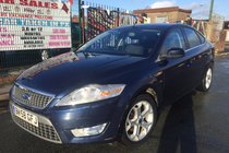 Ford Mondeo Titanium 2.0TDCi 140 2008/58 ** 101,491 MILES FROM NEW ** 2 KEYS ** COVERS+ DASH ** CRUISE CONTROL ** BLUETOOTH ** HPI CLEAR
