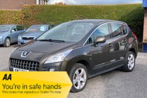 Peugeot 3008 HDI ACTIVE DIESEL MPV