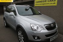 Vauxhall Antara SE NAV CDTI-48163 MILES-APPLY FOR FINANCE ON THE WEBSITE FOR QUICK DECISION