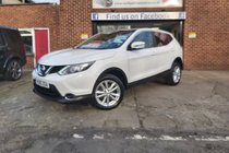 Nissan Qashqai DCI ACENTA PLUS BUY NO DEPOSIT & ONLY £54 A WEEK T&C APPLY