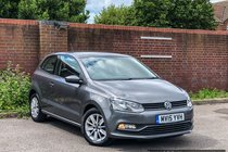 Volkswagen Polo 1.2 TSI BlueMotion Tech SE (s/s) 3dr
