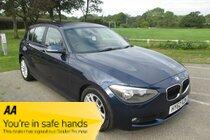 BMW 1 SERIES 116d EFFICIENTDYNAMICS