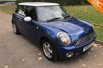 MINI Cooper THIS CAR IS NOW SOLD PLEASE CALL FOR MORE STOCK