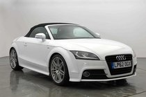 Audi TT TFSI S LINE NAPPA 2 TONE LEATHER