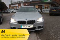 BMW 5 SERIES 520d M SPORT TOURING - Reasons to buy - Sensational Engine - Superb Quality Inside & Out - Absolutely Cracking Drive - AUTOMATIC