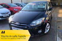 Ford Focus ZETEC 5 DOOR VERY CLEAN EXAMPLE WITH ONLY 81,000 FSH PX WELCOME FINANCE OPTIONS AVAILABLE