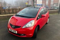 Honda Jazz I-VTEC EX/ last serviced 18/01/2019/£120 road tax