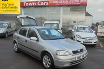 Vauxhall Astra CLUB 16V AUTOMATIC