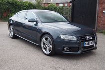 Audi A5 SPORTBACK TDI S LINE GREAT SPEC ! FULL SERVICE HISTORY ! 99% FINANCE APPROVAL !
