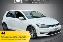 Volkswagen Golf SE NAVIGATION TDI BLUEMOTION TECHNOLOGY DSG