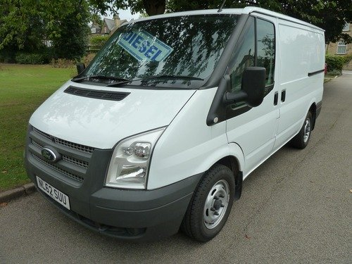 Ford Transit T280 Low Roof 100ps