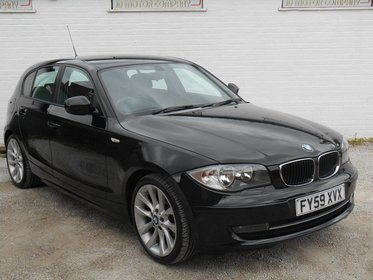 BMW 1 SERIES 2.0 116d Sport 5dr 2 FORMER KEEPER , A1 CONDITION