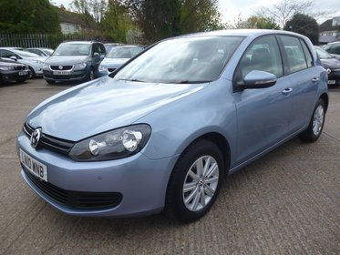 Volkswagen Golf TDi 1.6 TDI S 105PS